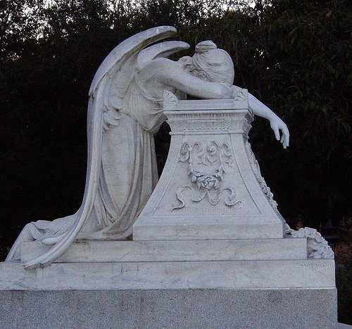 Angel of Grief--Stanford University