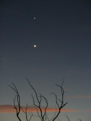 Venus & Mercury