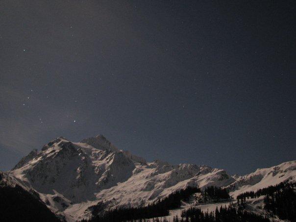 photo by Josh Scholten of Mt. Shuksan