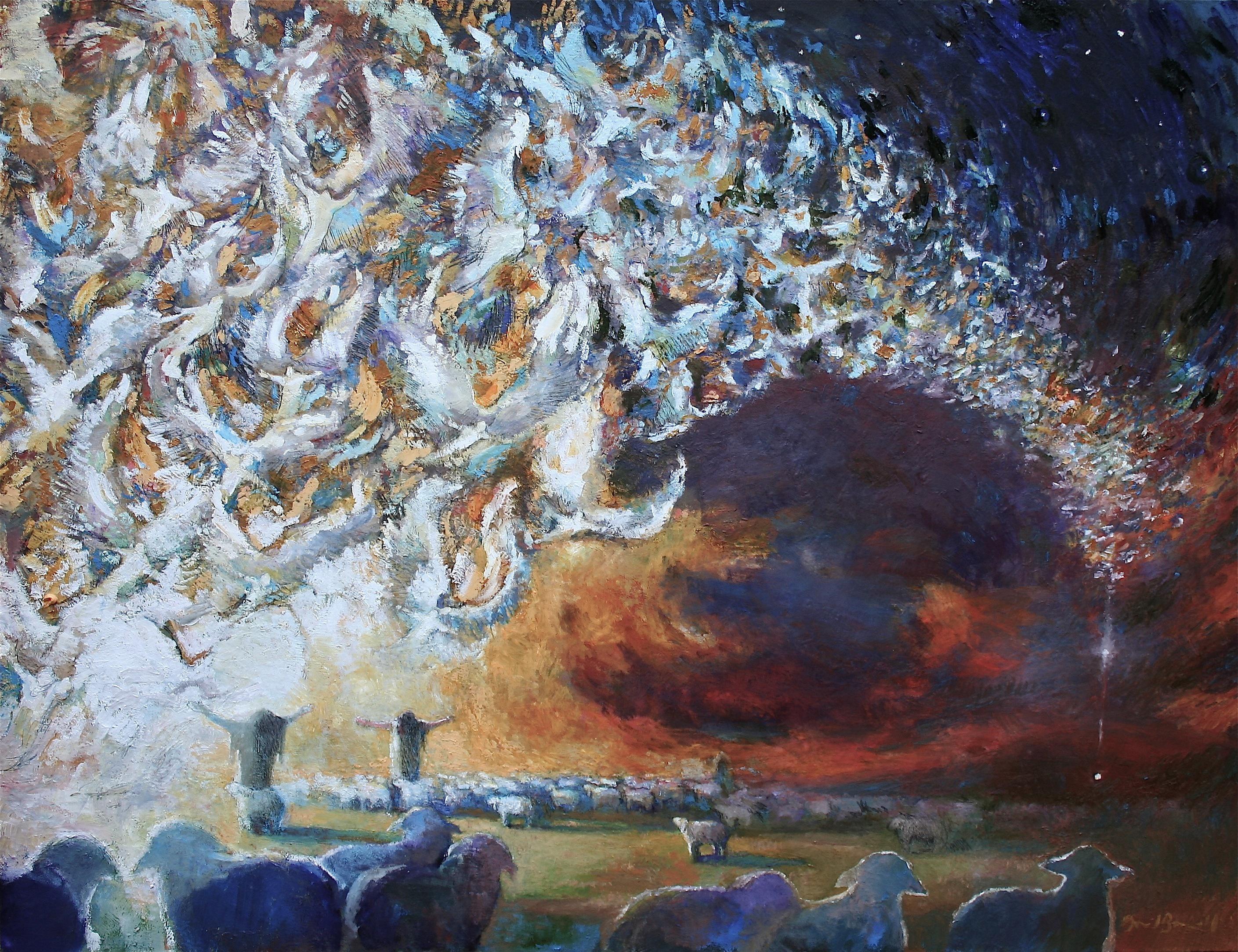 painting by Daniel Bonnellwww.bonnellart.com