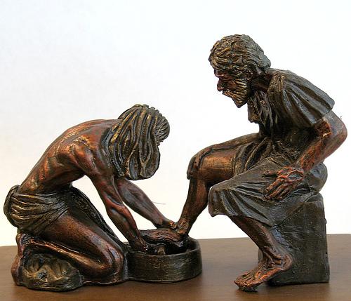 sculpture by Mark Greine