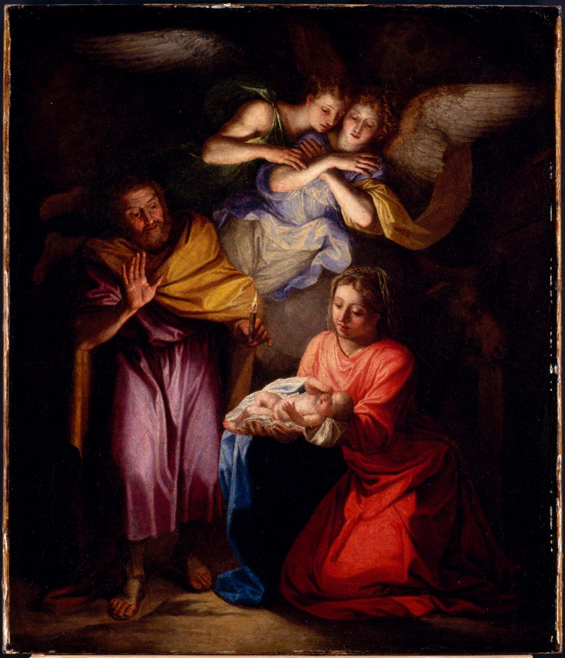 'THE NATIVITY' BY NOEL COYPEL