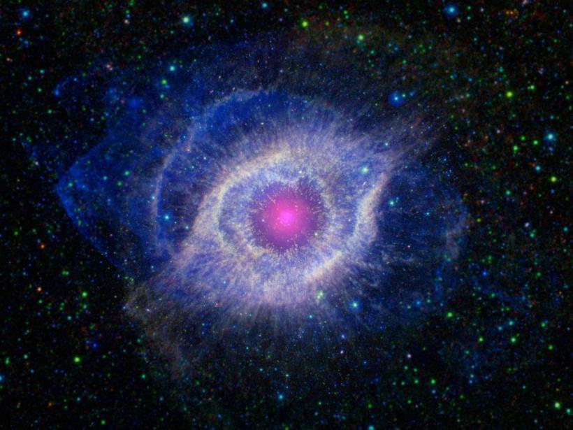 Helix Nebulae  www.nasa.gov