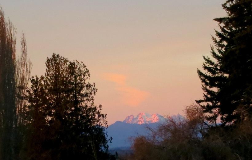 sunsetcoastalrange