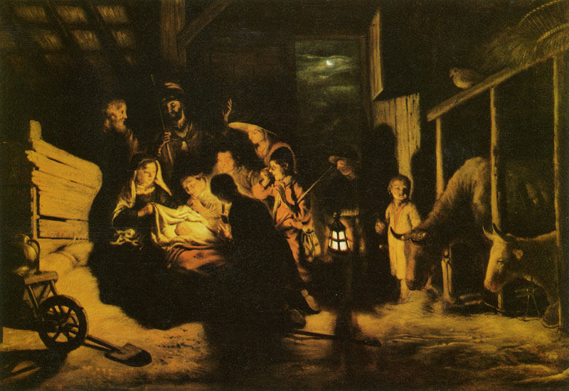 nicolaes_maes_adoration_shepherds