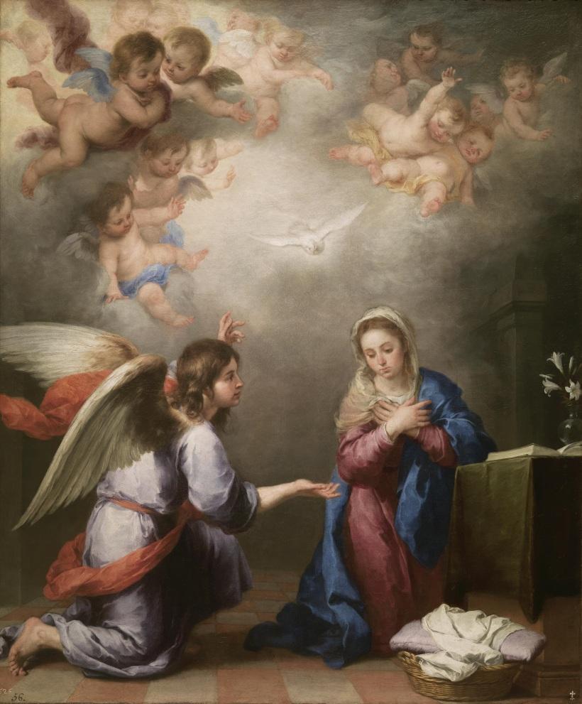 Bartolomé_Esteban_Perez_Murillo_-_Annunciation_-_WGA16375
