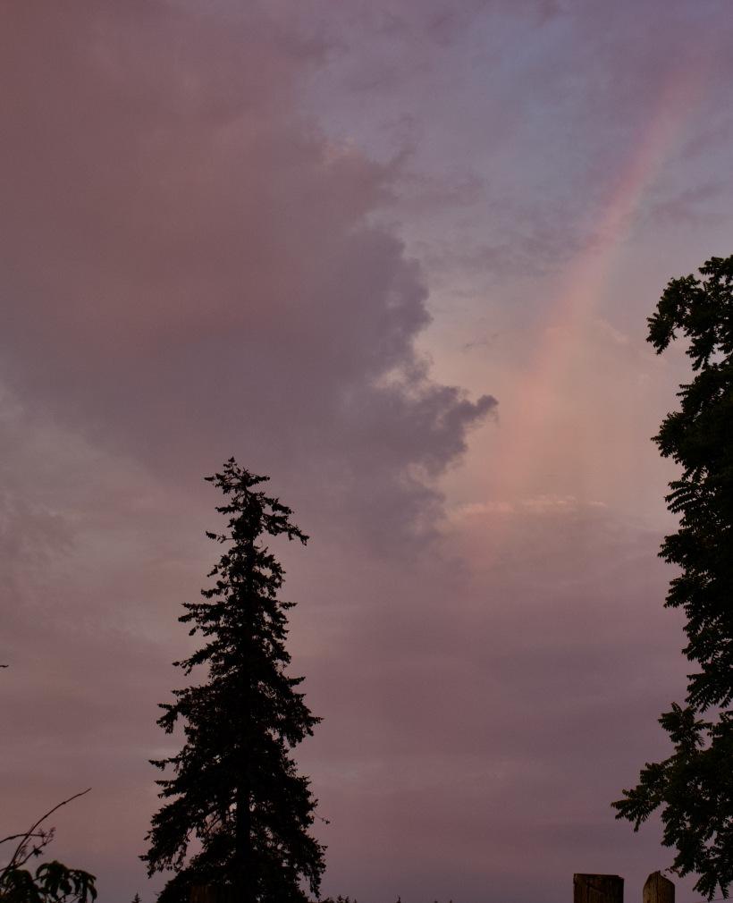 sunriserainbow